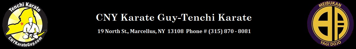 CNY Karate Guy – Tenchi Karate